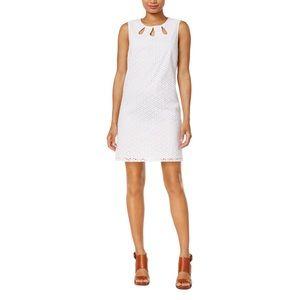 NWT Maison Jules Sydney Cut-Out A-Line Dress